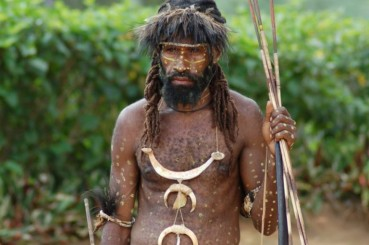 PNG Tribesman