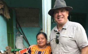 Organic Mexican Green Coffee Farmer and Specialty Coffee Importer Andrew Vournas