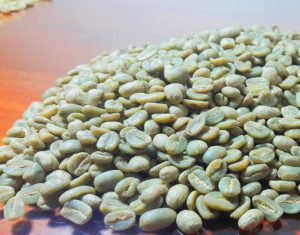 Fair Trade Organic Peru green coffee beans
