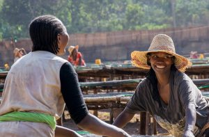 Female coffee farmers for #GFHAuction, The Grounds For Health Annual Coffee Auction