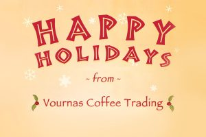 Happy Holidays from Vournas Coffee Trading