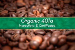 Organic Roaster Certifications Graphic