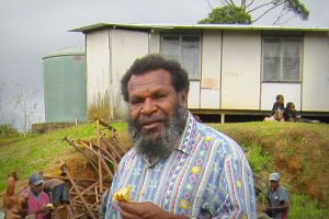 """Papa"" James Kinne Papua New Guinea Coffee Grower"